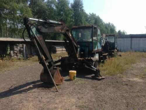 山西出售转让二手12000小时2005年愚公机械YGC挖掘机