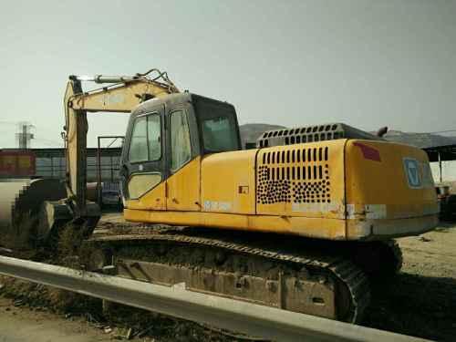 甘肃出售转让二手25000小时2006年徐工XE210挖掘机
