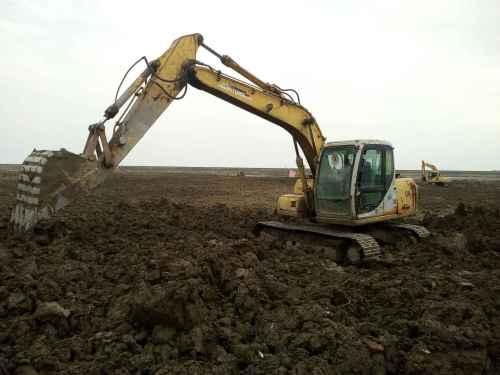 浙江出售转让二手20000小时2004年住友SH120挖掘机