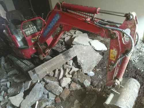 辽宁出售转让二手3300小时2011年洋马Vio15挖掘机