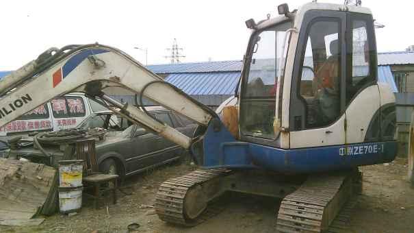 辽宁出售转让二手7000小时2010年中联重科ZE60E挖掘机