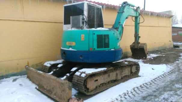 辽宁出售转让二手10000小时2010年石川岛80NX3挖掘机