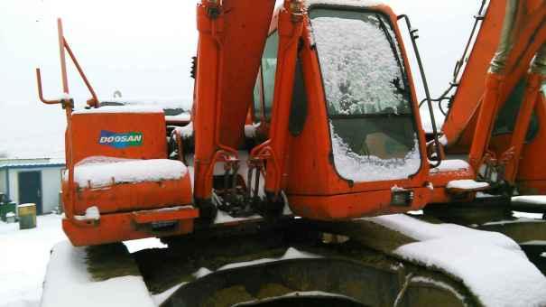 辽宁出售转让二手11000小时2011年斗山DH225LC挖掘机