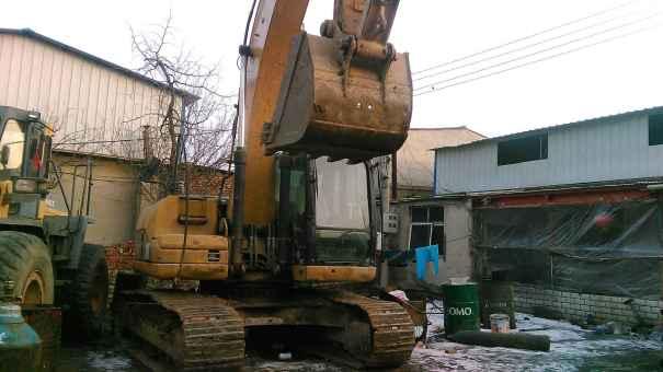 辽宁出售转让二手10000小时2011年卡特彼勒320D挖掘机