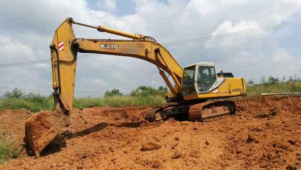 江西出售转让二手6510小时2010年加藤HD1430R挖掘机