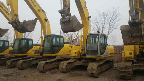 天津出售转让二手14956小时2003年住友SH200A3挖掘机
