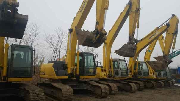 天津出售转让二手5263小时2010年住友SH240挖掘机