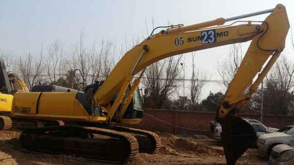 河南出售转让二手2800小时2012年住友SH360HD挖掘机