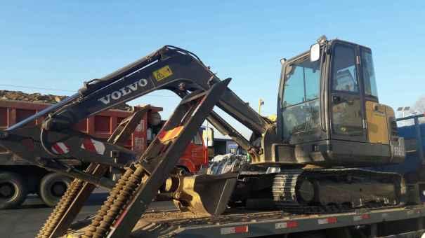 辽宁出售转让二手4216小时2012年沃尔沃EC60C挖掘机