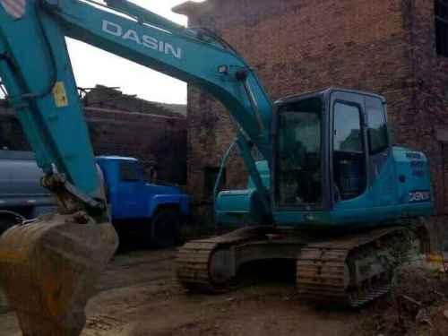 辽宁出售转让二手4322小时2013年大信重工DS150LC挖掘机