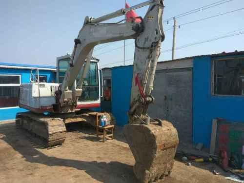 辽宁出售转让二手13000小时2009年竹内TB175C挖掘机