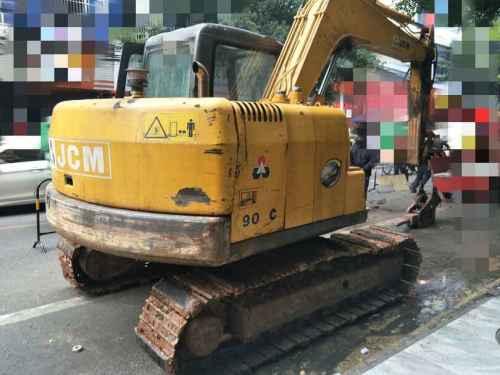 四川出售转让二手8294小时2011年山重建机908C挖掘机