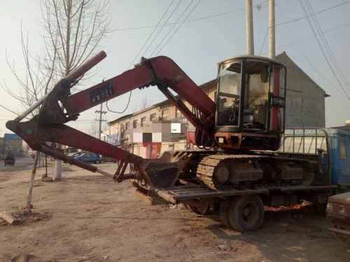 河南出售转让二手20000小时2003年住友SH75U挖掘机
