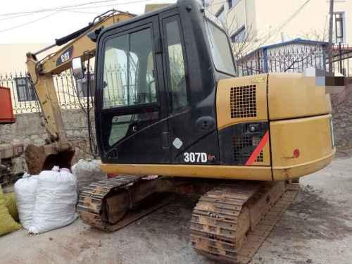 辽宁出售转让二手6354小时2011年卡特彼勒307D挖掘机