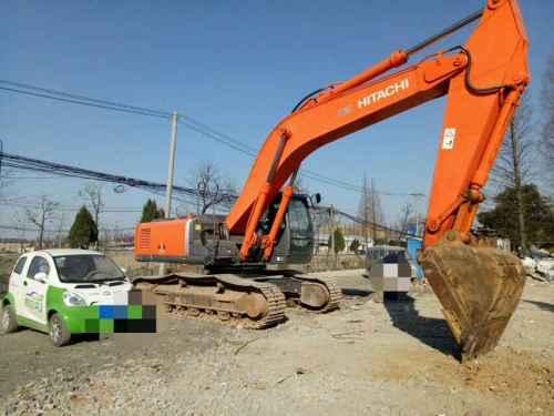 浙江出售转让二手6001小时2016年日立ZX330挖掘机