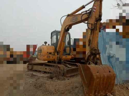 辽宁出售转让二手6000小时2009年福田雷沃FR65挖掘机