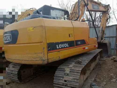 辽宁出售转让二手4000小时2011年福田雷沃FR170挖掘机