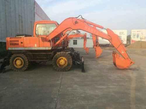 江西出售转让二手300小时2014年南特NT18挖掘机