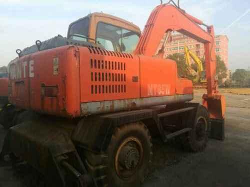 江西出售转让二手100小时2014年南特NT18挖掘机