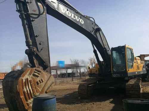 内蒙古出售转让二手6000小时2011年沃尔沃EC360BLC挖掘机