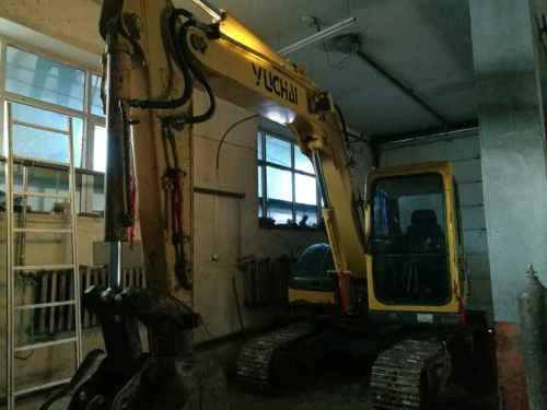 黑龙江出售转让二手7000小时2011年玉柴YC85挖掘机
