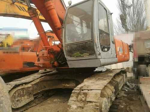 河北出售转让二手18000小时2006年日立EX300挖掘机