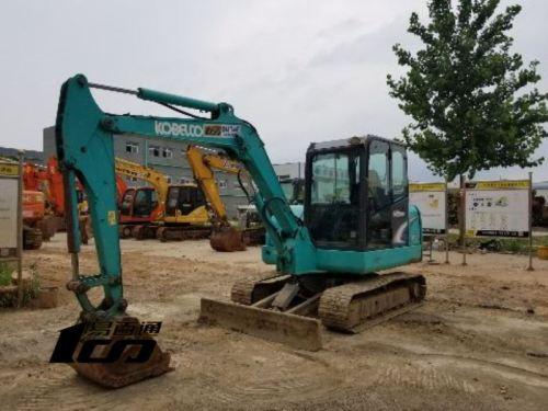 武汉市出售转让二手2015年神钢SK60-8挖掘机