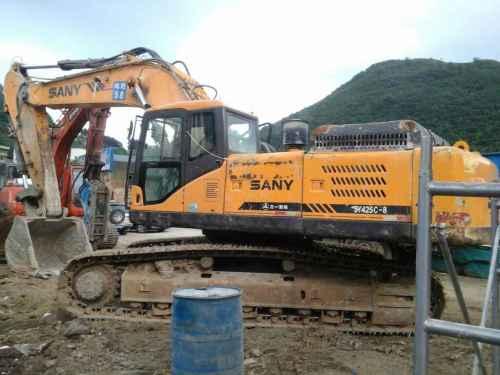 贵州出售转让二手6500小时2012年三一重工SY385C挖掘机