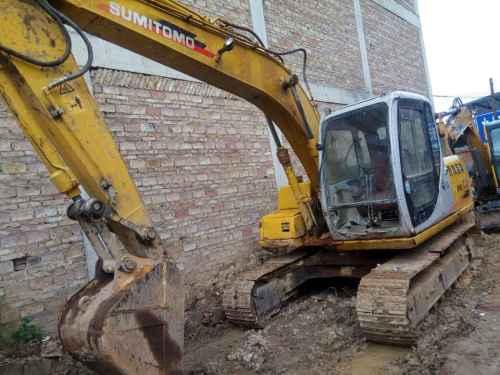 云南出售转让二手8800小时2003年住友SH120挖掘机