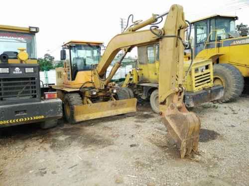 云南出售转让二手11000小时2006年大信重工DS60挖掘机