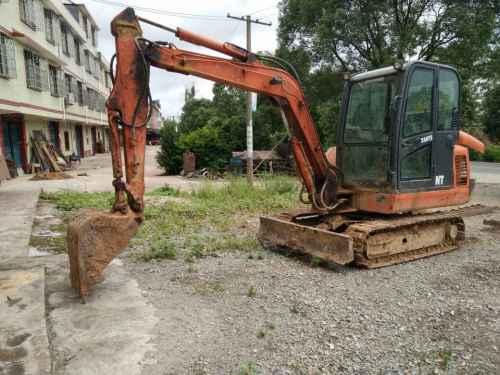 江西出售转让二手7208小时2012年南特NT18挖掘机