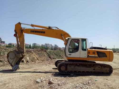山西出售转让二手1083小时2012年利勃海尔R926挖掘机