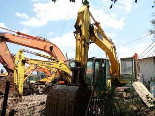 云南出售转让二手19685小时2006年加藤HD700挖掘机