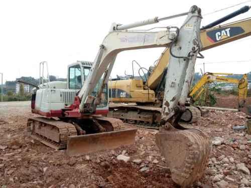 云南出售转让二手4084小时2012年竹内TB180挖掘机