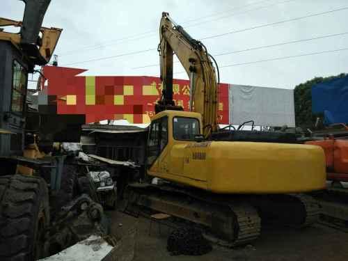 山西出售转让二手5100小时2010年彭浦SW230LC挖掘机