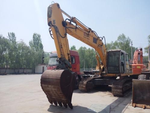山西出售转让二手1200小时2009年利勃海尔R924挖掘机