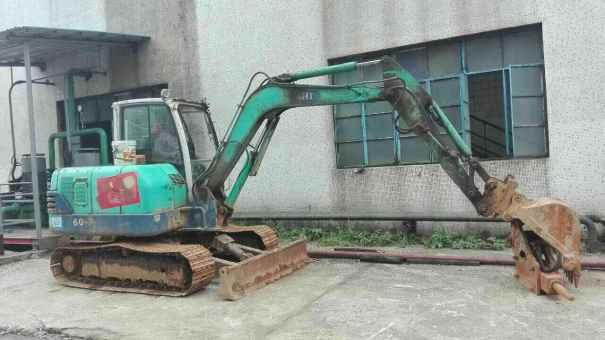 江西出售转让二手9106小时2009年石川岛IHI55NS挖掘机