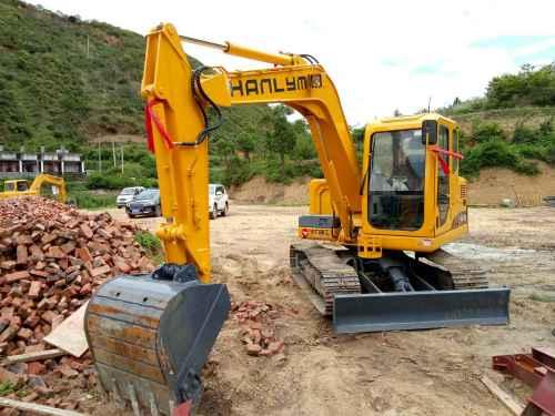 云南出售转让二手23小时2016年华力重工HL185挖掘机