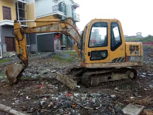 贵州出售转让二手7600小时2011年华力重工HL185挖掘机