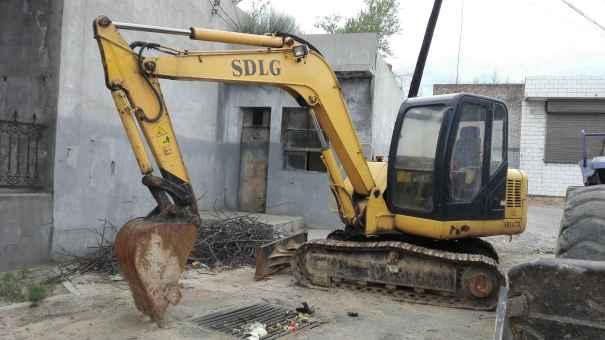 山西出售转让二手3100小时2011年愚公机械WY70挖掘机