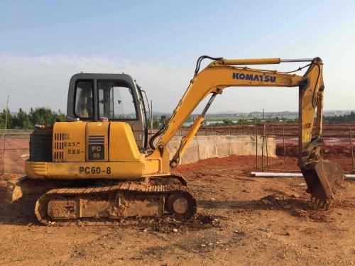 江西出售转让二手15000小时2008年厦工XG806挖掘机
