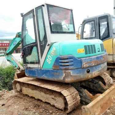 江西出售转让二手7653小时2010年石川岛IHI60NS挖掘机
