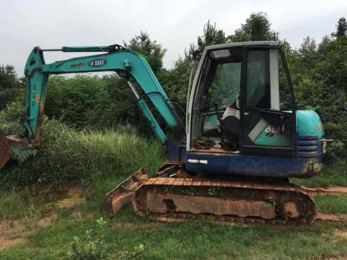江西出售转让二手9843小时2009年石川岛IHI60NS挖掘机