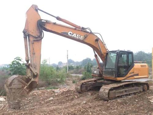 陕西出售转让二手10400小时2010年凯斯CX240B挖掘机