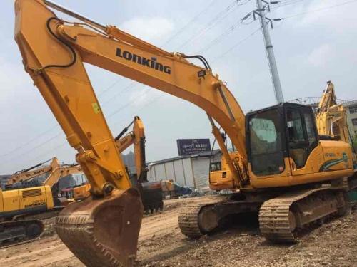 江西出售转让二手5200小时2010年龙工LG6225挖掘机