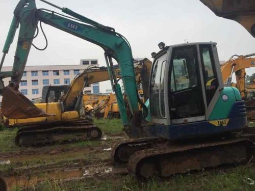 江西出售转让二手2900小时2011年石川岛IHI65NS挖掘机