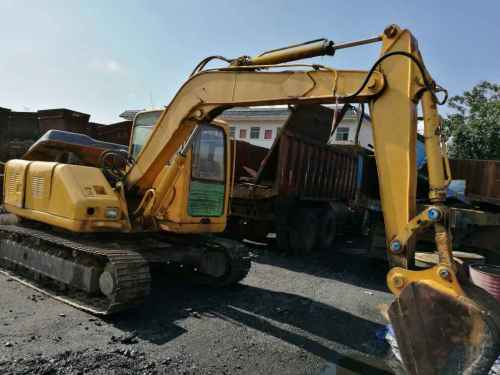 云南出售转让二手10120小时2009年恒特重工HT120A挖掘机