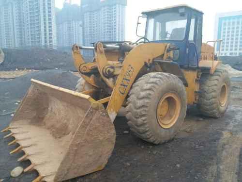 河南出售转让二手6521小时2011年厦鑫953装载机