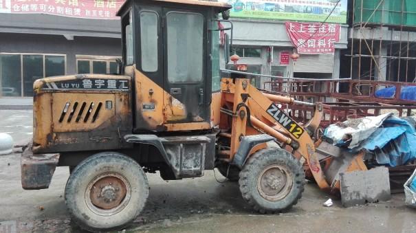 江西出售转让二手6000小时2012年鲁宇ZL16装载机