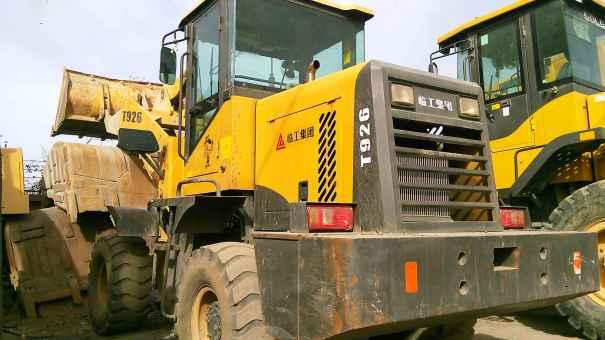辽宁出售转让二手2000小时2014年重特机械T926装载机